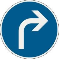 Prikázaný smer jazdy
