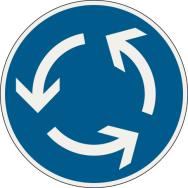 Kruhový objazd
