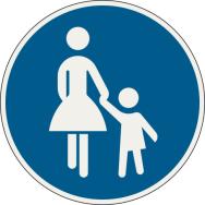 Cestička pre chodcov