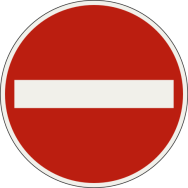 Zákaz vjazdu