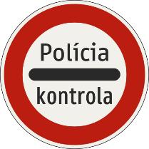 Povinné zastavenie vozidla