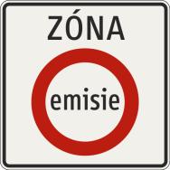 Nízkoemisná zóna