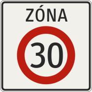 Zóna najvyššej dovolenej rýchlosti