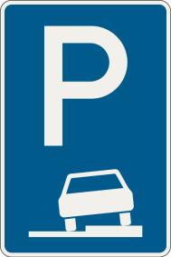 Parkovanie na chodníku