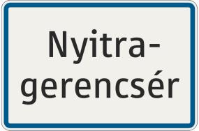 Označenie obce v jazyku národnostnej menšiny
