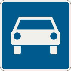 Cesta pre motorové vozidlá