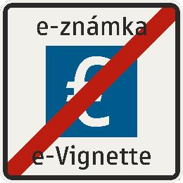 Úsek diaľnice nespoplatnený diaľničnou známkou
