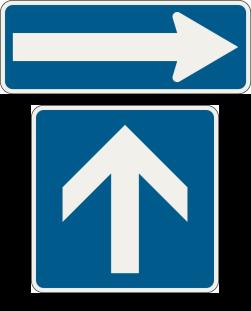 Jednosmerná cesta