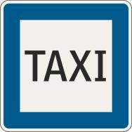 Stanovište taxi