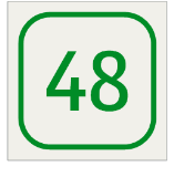 Číslo cyklotrasy