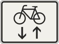 Obojsmerná jazda cyklistov