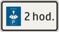Časovo obmedzené parkovanie