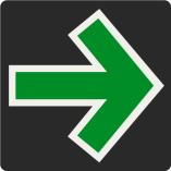 Zelená šípka