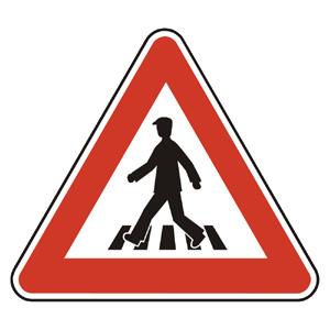 A13: Priechod pre chodcov