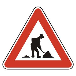 A19: Práca na ceste