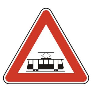 A22: Pozor, električka