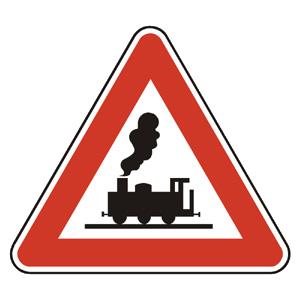 A26: Železničné priecestie bez závor