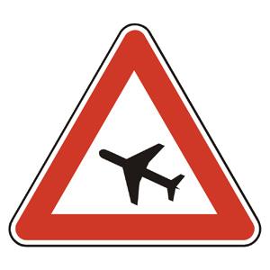 A31: Pozor, lietadlá