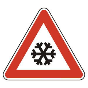 A9: Sneh alebo poľadovica