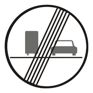 B30b: Koniec zákazu predchádzania pre nákladné automobily