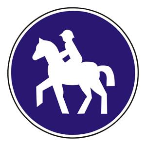 C11: Cestička pre jazdcov na koňoch