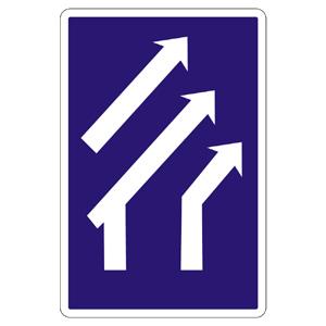 C21: Usporiadanie jazdných pruhov