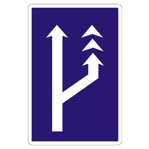 C22c: Zvýšenie počtu jazdných pruhov pre pomalé vozidlá