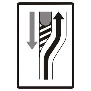 C29: Zmena smeru jazdy