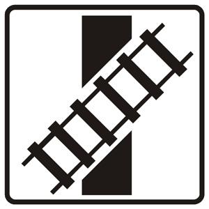 E11: Tvar kríženia cesty so železničnou dráhou