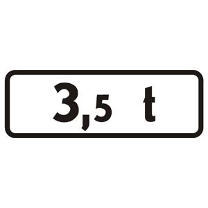 E6: Celková hmotnosť