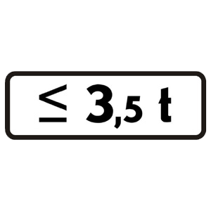 E6a: Celková hmotnosť
