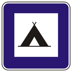 II15a: Táborisko pre stany