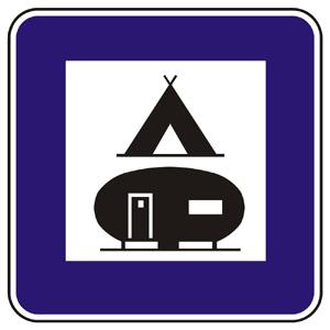 II15c: Táborisko pre stany a obytné prívesy