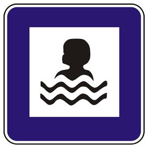 II16: Pláž alebo kúpalisko