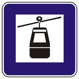 II17c: Kabínková lanovka