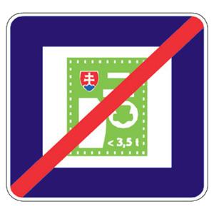 II22b: Koniec úhrady diaľničnou nálepkou