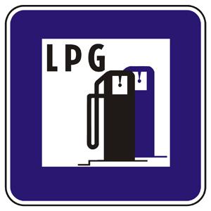 II8b: Čerpacia stanica skvapalneného ropného plynu (LPG)