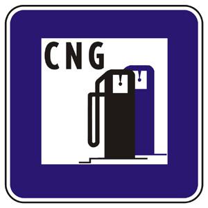 II8c: Čerpacia stanica skvapalneného ropného plynu (CNG)
