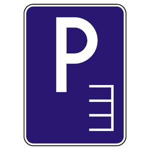 IP13a: Parkovisko (kolmé státie)