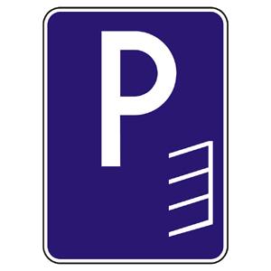 IP13b: Parkovisko (šikmé státie)