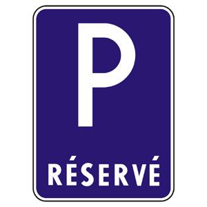 IP16: Vyhradené parkovisko