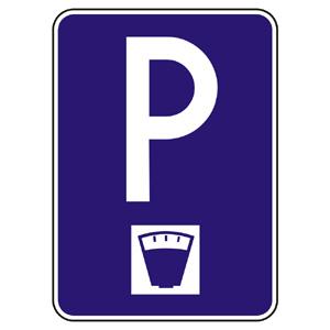 IP17a: Platené parkovisko (parkovacie miesta s plateným státím)