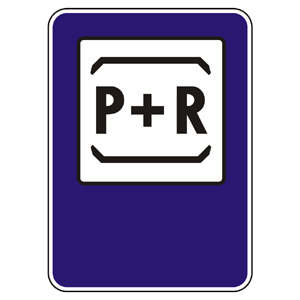IP19: Parkovisko P+R
