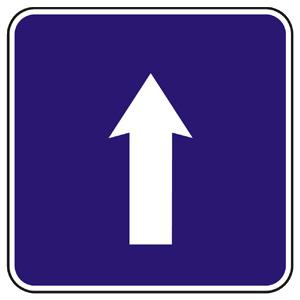 IP3b: Jednosmerná premávka