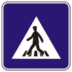IP6: Priechod pre chodcov