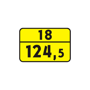 IS32a: Kilometrovník