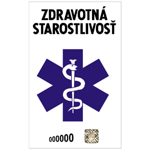 O2: Označenie vozidla lekára pri poskytovaní zdravotnej starostlivosti