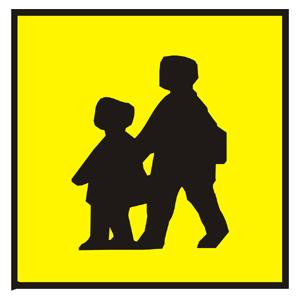 O3: Označenie autobusu prepravujúceho deti