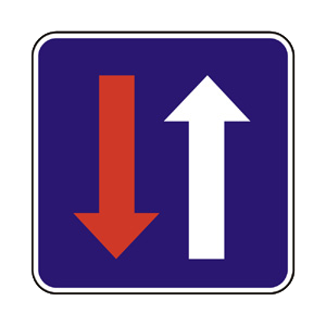 P11: Prednosť pred protiidúcimi vozidlami
