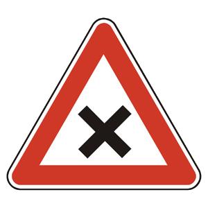 P4: Križovatka